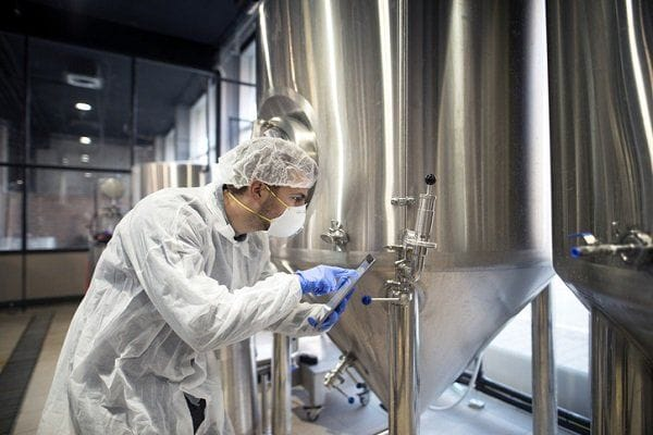Monitoring equipment is an important aspect of working in pharmaceutical manufacturing