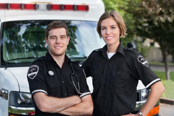 paramedic course