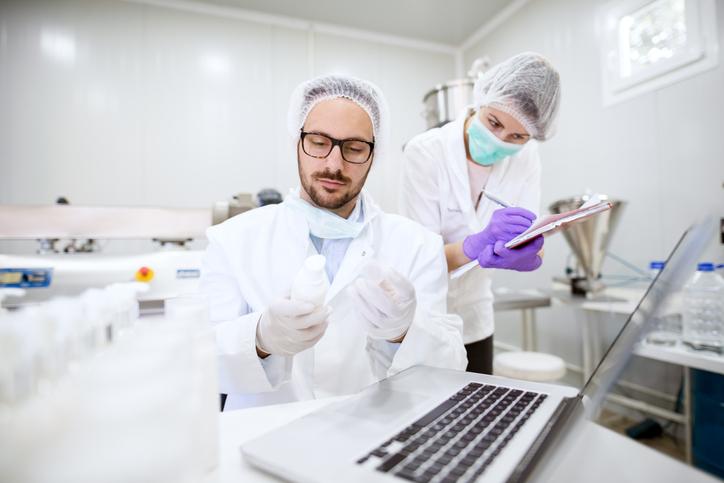 pharmaceutical quality assurance program